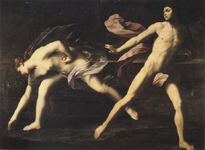 Guido Reni Atalante and Hippomenes