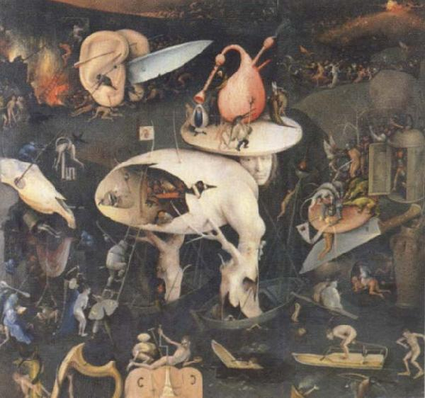 Hieronymus Bosch The Holle