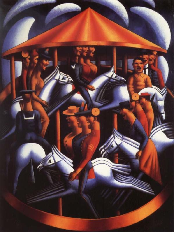 Mark Gertler Merry-go-Round