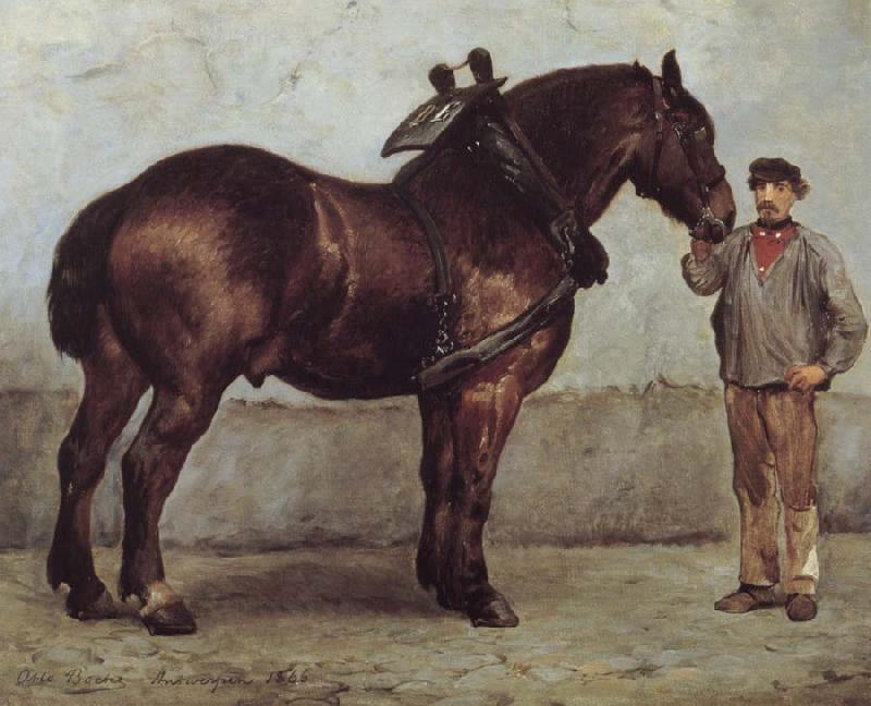 Otto Bache The working horse
