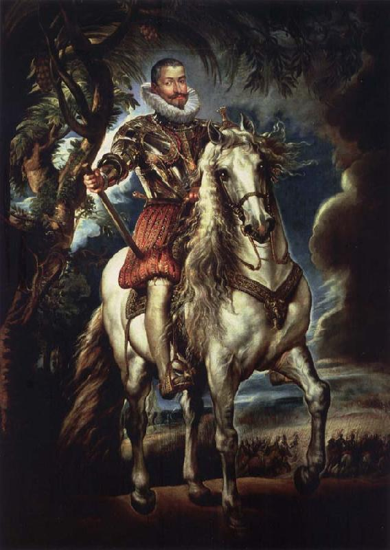 Peter Paul Rubens Reiterbidnis of the duke of Lerma