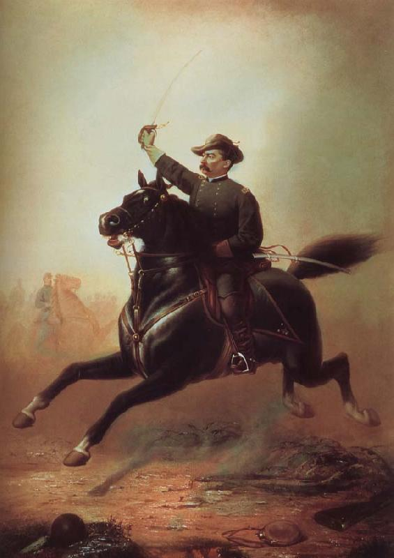 Thomas Buchanan Read Sheridan-s Ride