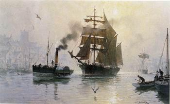 unknow artist Seascape, boats, ships and warships. 102