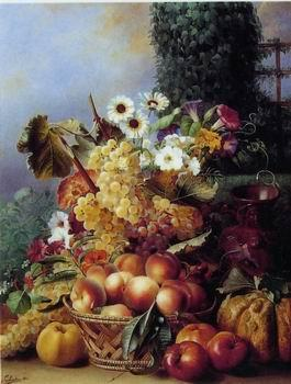 unknow artist Floral, beautiful classical still life of flowers 01