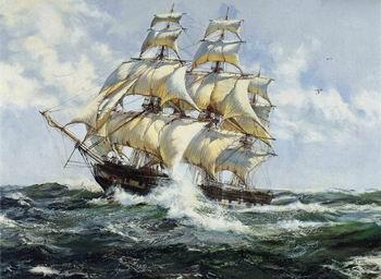unknow artist Seascape, boats, ships and warships.79