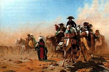 unknow artist Arab or Arabic people and life. Orientalism oil paintings  458