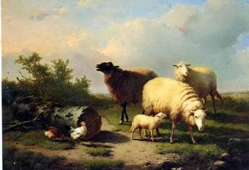 unknow artist Sheep 154