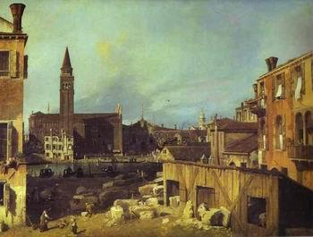 unknow artist European city landscape, street landsacpe, construction, frontstore, building and architecture. 234
