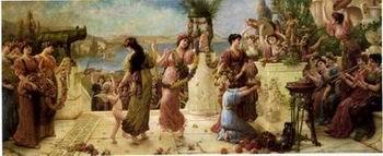unknow artist Arab or Arabic people and life. Orientalism oil paintings  317