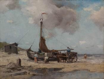 unknow artist Seascape, boats, ships and warships. 18