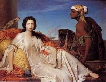 unknow artist Arab or Arabic people and life. Orientalism oil paintings 69