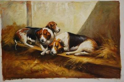 unknow artist Dogs 029
