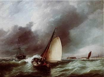 unknow artist Seascape, boats, ships and warships. 26