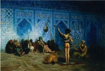 unknow artist Arab or Arabic people and life. Orientalism oil paintings 72
