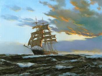 unknow artist Seascape, boats, ships and warships. 23