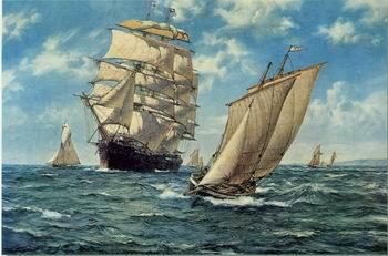 unknow artist Seascape, boats, ships and warships. 71