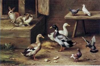 unknow artist poultry  174