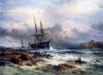 unknow artist Seascape, boats, ships and warships. 142