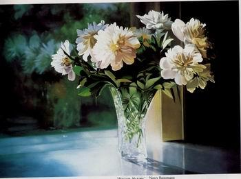 unknow artist Still life floral, all kinds of reality flowers oil painting 27