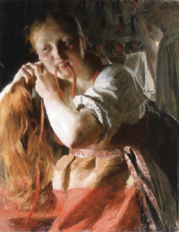 Anders Zorn Margin