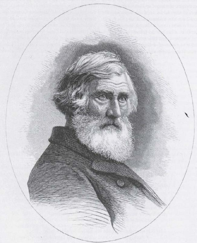 Asher Brown Durand Ex-President