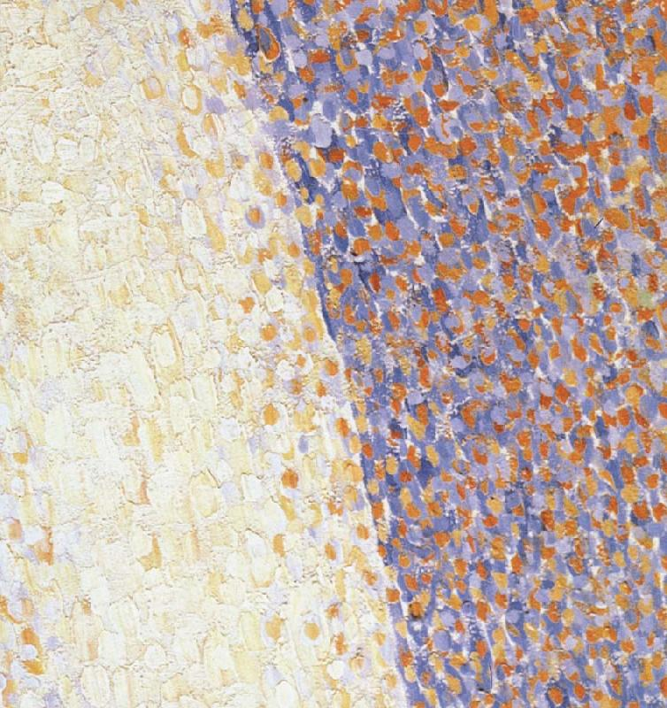 Georges Seurat Detail of Dance