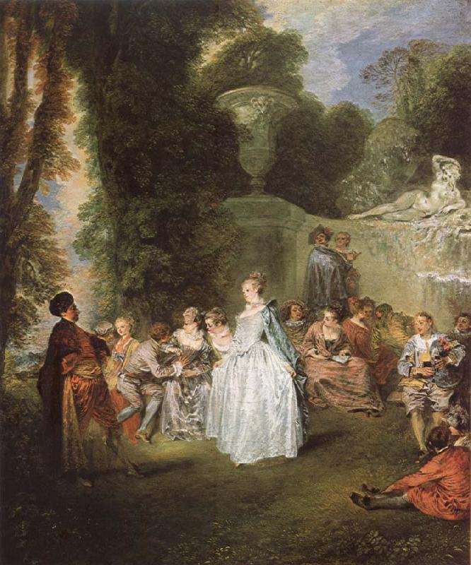 WATTEAU, Antoine Unknown work