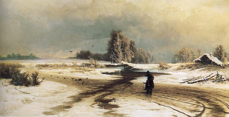 unknow artist The Thaw