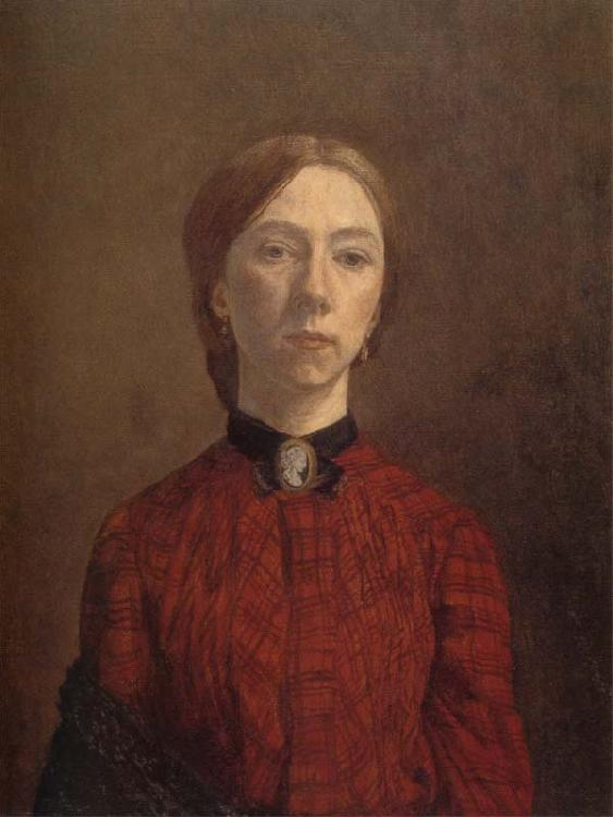 Gwen John Self-Portrait