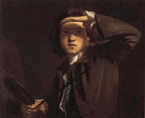 Sir Joshua Reynolds Self-Portrait