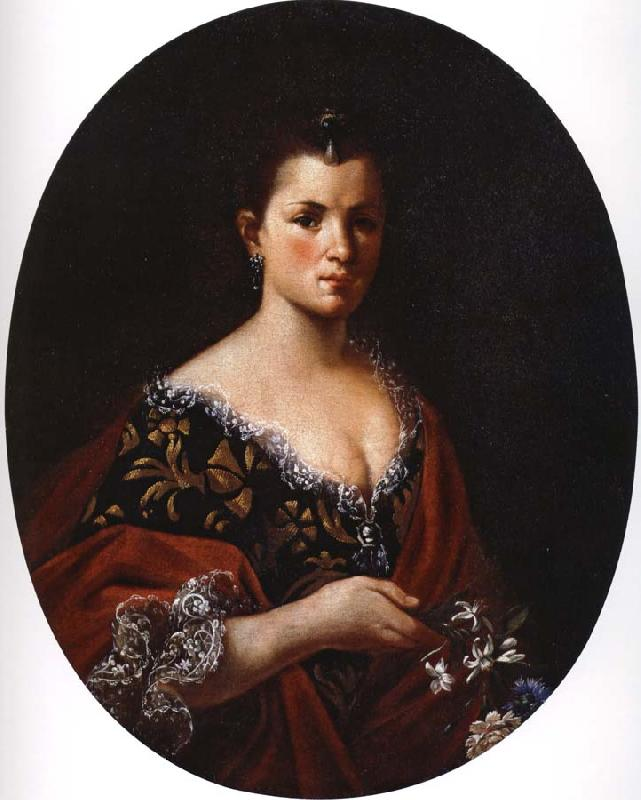 Giuseppe Bottani Lady like oil painting image