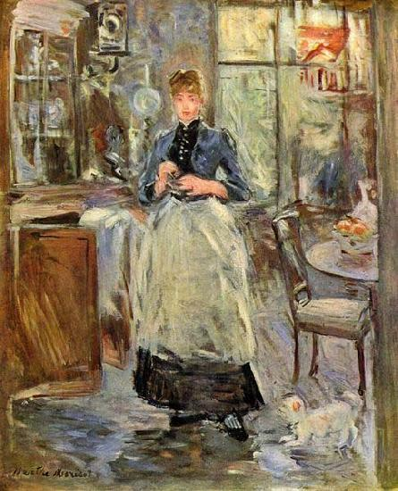 Berthe Morisot The Dining Room