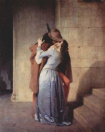 Francesco Hayez The Kiss