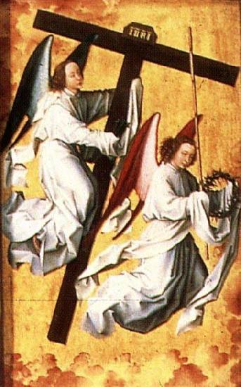 WEYDEN, Rogier van der The Last Judgment