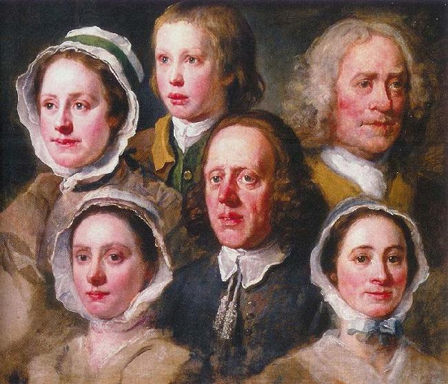 William Hogarth Hogarth Servants