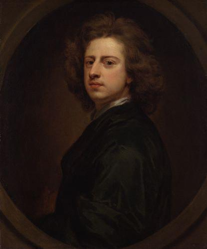 Sir Godfrey Kneller Self portrait