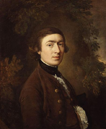 Thomas Gainsborough Self portrait