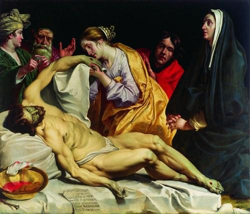 Abraham Janssens The Lamentation of Christ
