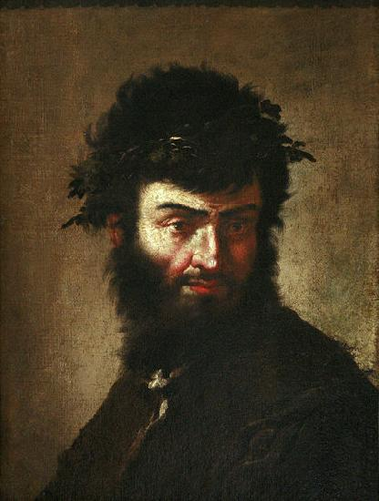 BRAMANTE Self-portrait oil painting image