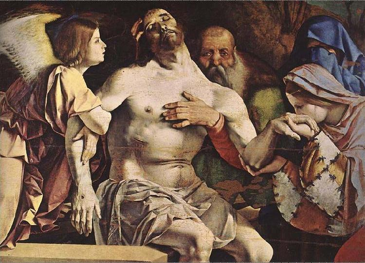 Lorenzo Lotto Pieta