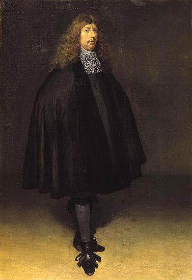 Gerard ter Borch the Younger Self-portrait.
