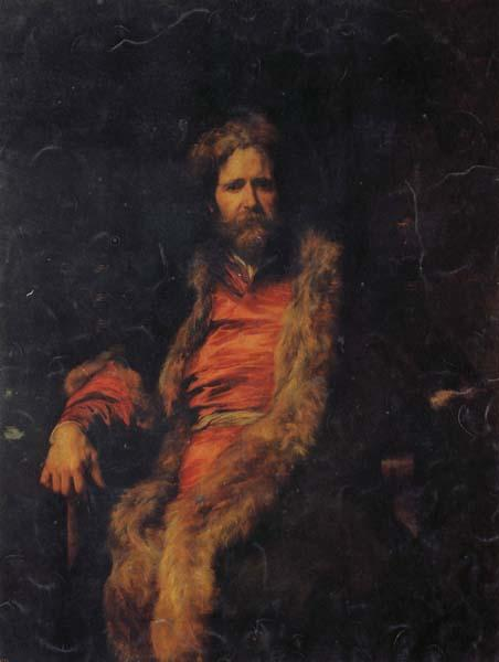 Anthony Van Dyck The Painter Marten Ryckaert