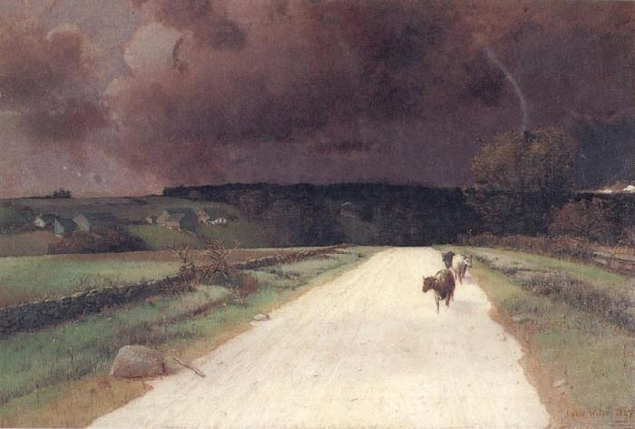 Homer Watson Before the Storm