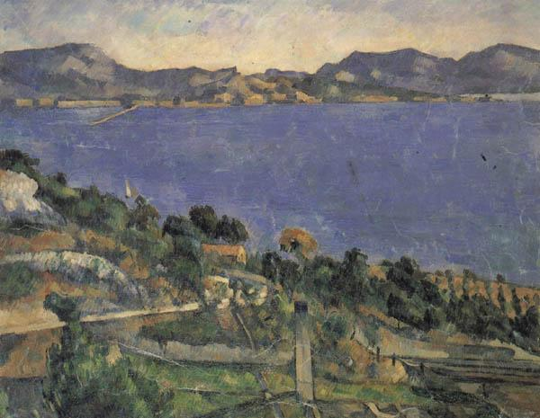 Paul Cezanne L'Estanque