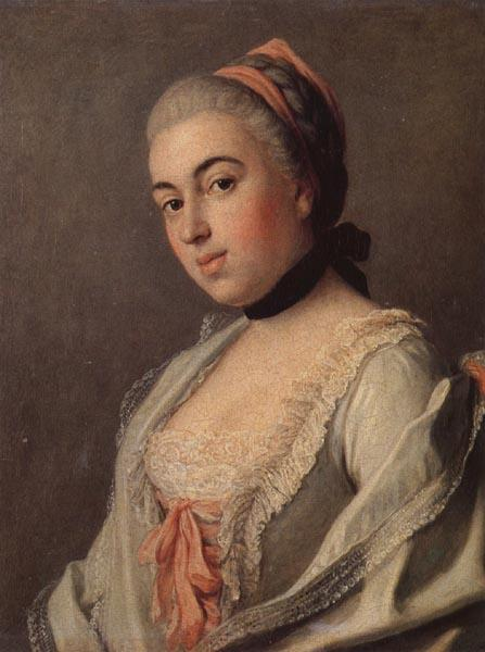 Pietro Antonio Rotari Countess A.M. Vorontsova oil painting image