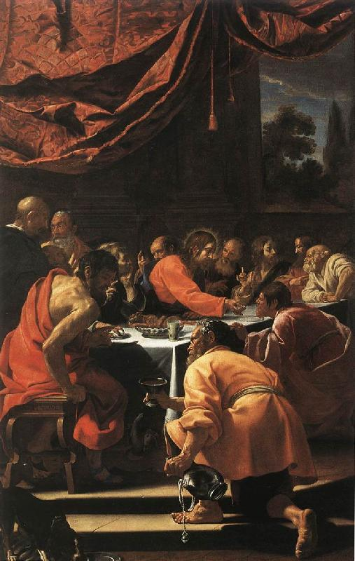 VOUET, Simon The Last Supper