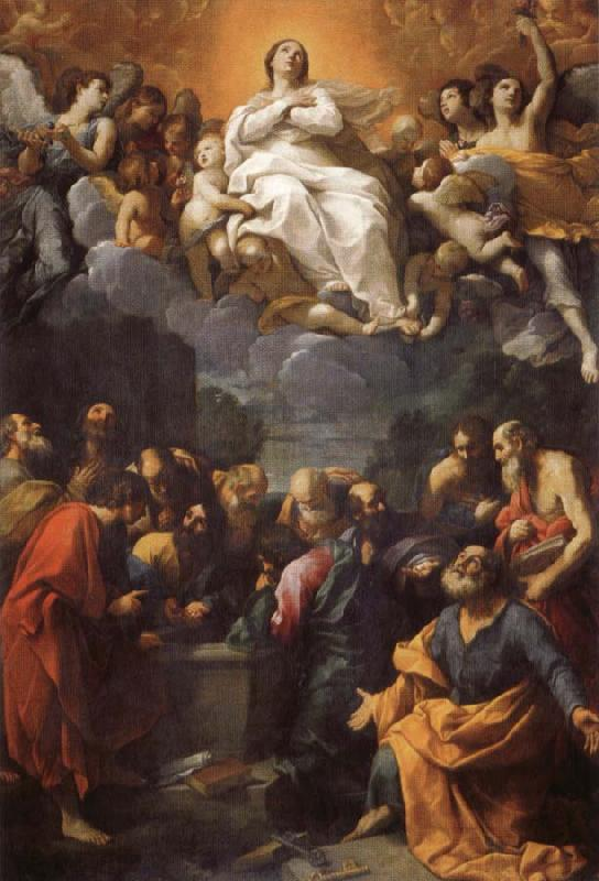 Guido Reni Assumption oil painting image
