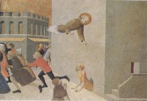 SASSETTA The Blessed Ranieri Rasini Freeing the Poor from a Prison in Florence (mk05) oil painting image