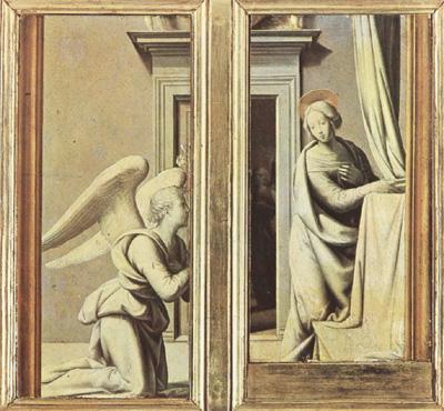 Fra Bartolommeo Annunciation (mk08) oil painting image