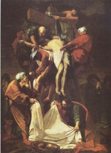 Jean Jouvenet The Descent from the Cross (mk05)